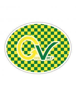 Good Vibes Packers GV Logo