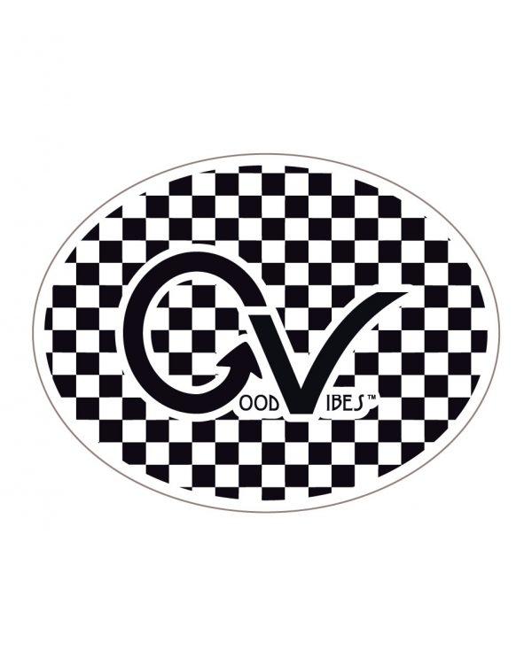 Good Vibes Reverse Black Logo