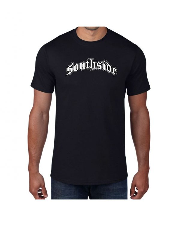 Good Vibes Southside Black T-shirt