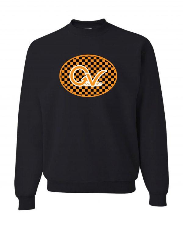 Oj Black Sweatshirt Frt-min