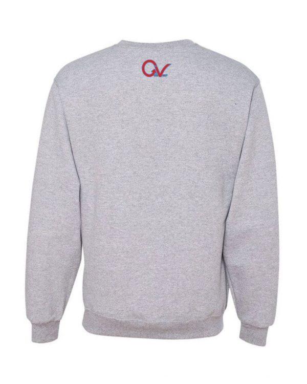 Red-Blue-Checker-Grey-Sweatshirt-Back-min-819x1024