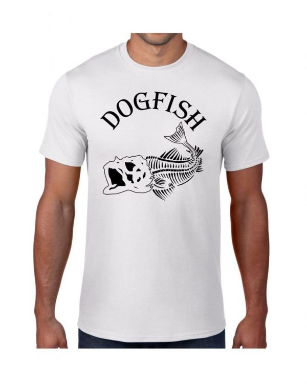 Good Vibes Dogfish White T-shirt