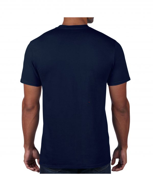 Navy T-shirt -100% Combed Ring Spun Cotton