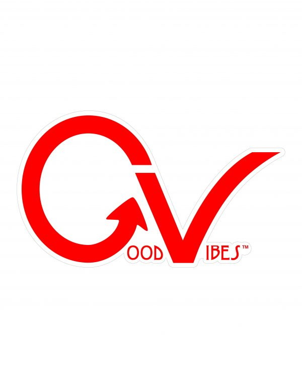 Red White Border GV