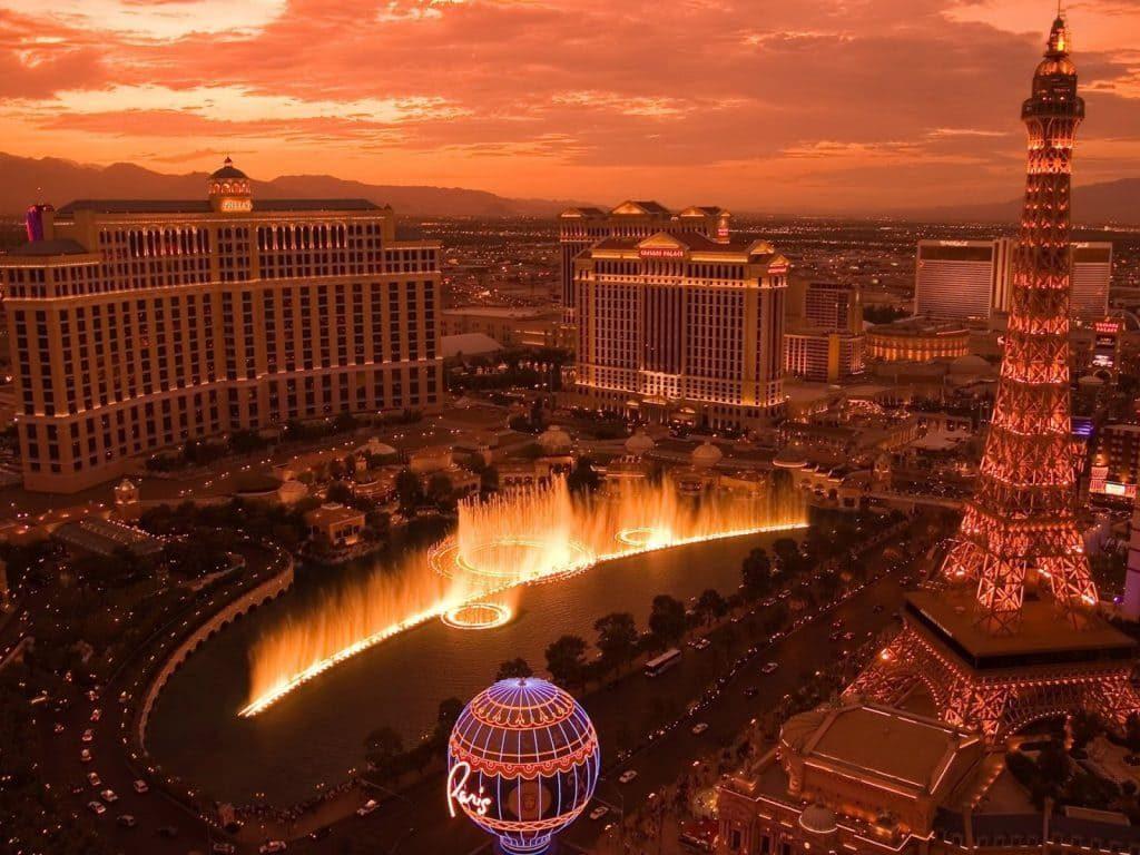 Vegas on the Strip