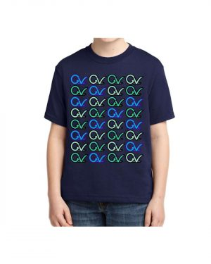Clothing - Good Vibes Layout Kids T shirt