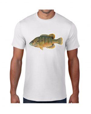 Green Sunfish T-shirt 5.6 oz., 50/50 Heavyweight Blend