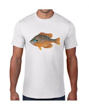 Pumpkinseed T-shirt 5.6 oz., 50/50 Heavyweight Blend