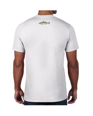 Striped Bass T-shirt 5.6 oz., 50/50 Heavyweight Blend