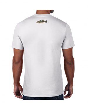 Women Want Me Fish Fear Me Bass T-shirt 5.6 oz., 50/50 Heavyweight Blend