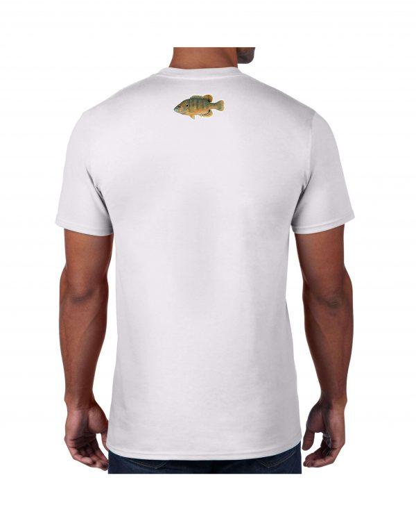 Mens Green Sunfish Tshirt