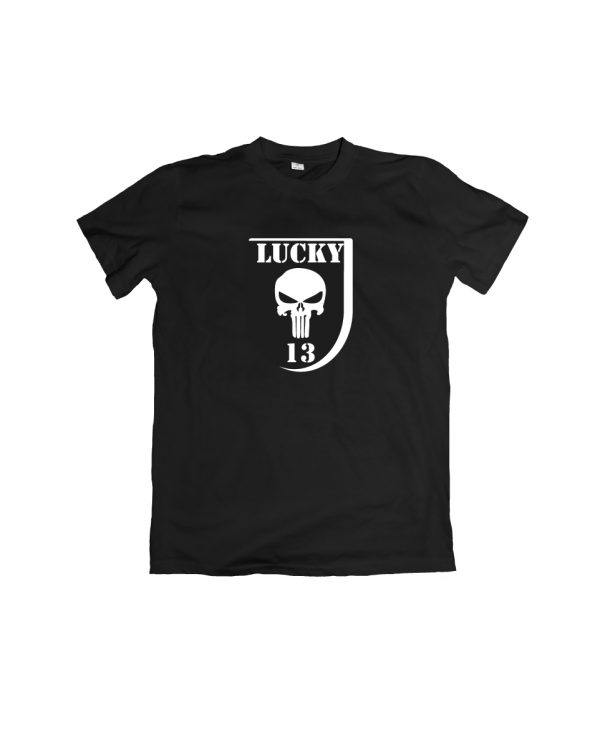Lucky 13 Black Tshirt