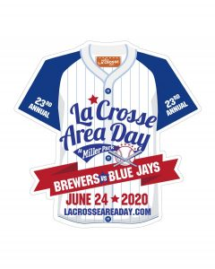2020 LaCrosse Days Brewers Magnet